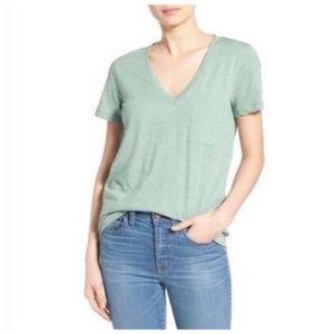 Madewell Tops - Madewell Bundle Whisper Basic Shirt Top Tank Large